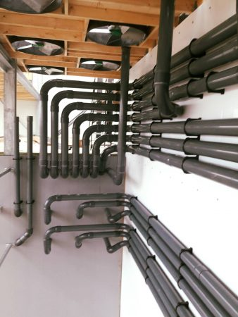 Drukleiding PVC / PE