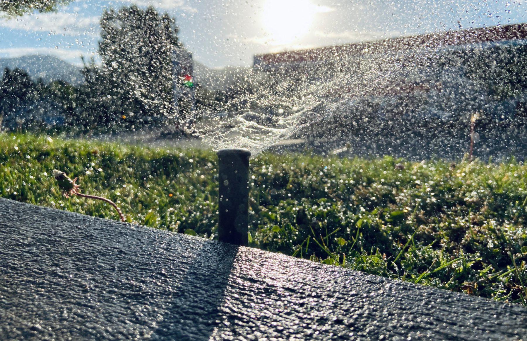 Rainbird tuinberegening Deurne